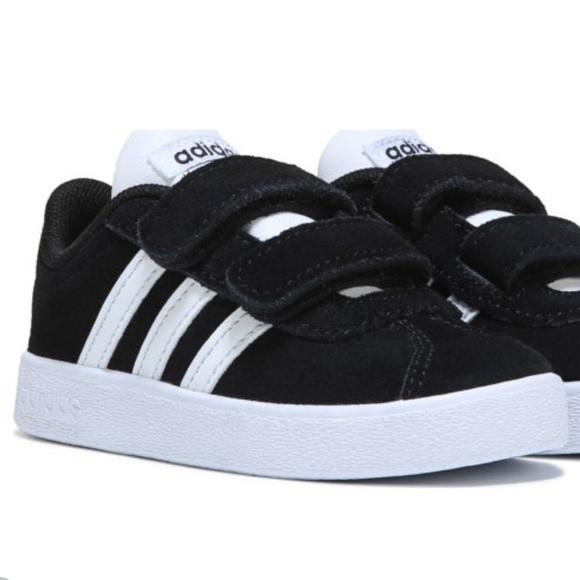Adidas Shoes VL Court 2.0 Kids NWT